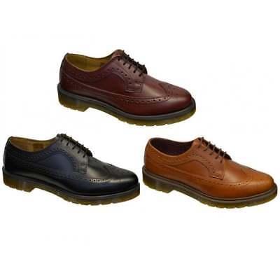 Dr Martens Brogue 3989 Mens Shoes All