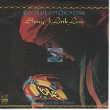 """ELO Electric Light Orchestra Shine A Little Love 45t 7"""""""