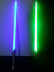 2 star wars sword led lightsaber saber light sword generic light up