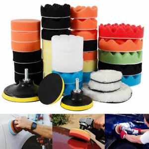 39X-Car-Polisher-Polishing-Clean-Pads-for-Drill-Sponge-Buffer-Waxing-Buffing-Set