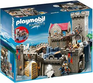 Playmobil-6000-Royal-Lion-Knights-Castle-Brand-New-Factory-Sealed