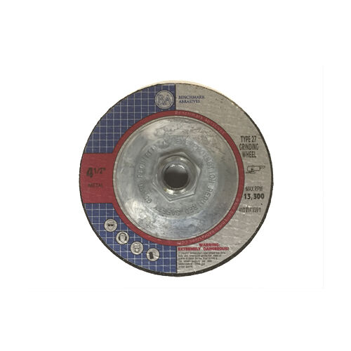 "4.5/""x1//4/""x5//8-11 Pro Depressed Center Grinding Wheel 20"