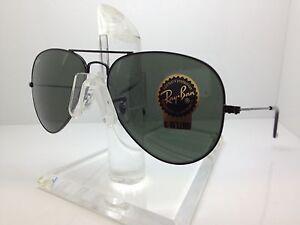 b0e77fa02f New Ray Ban Sunglasses RB 3026 L2821 rb3026 62MM LARGE METAL II