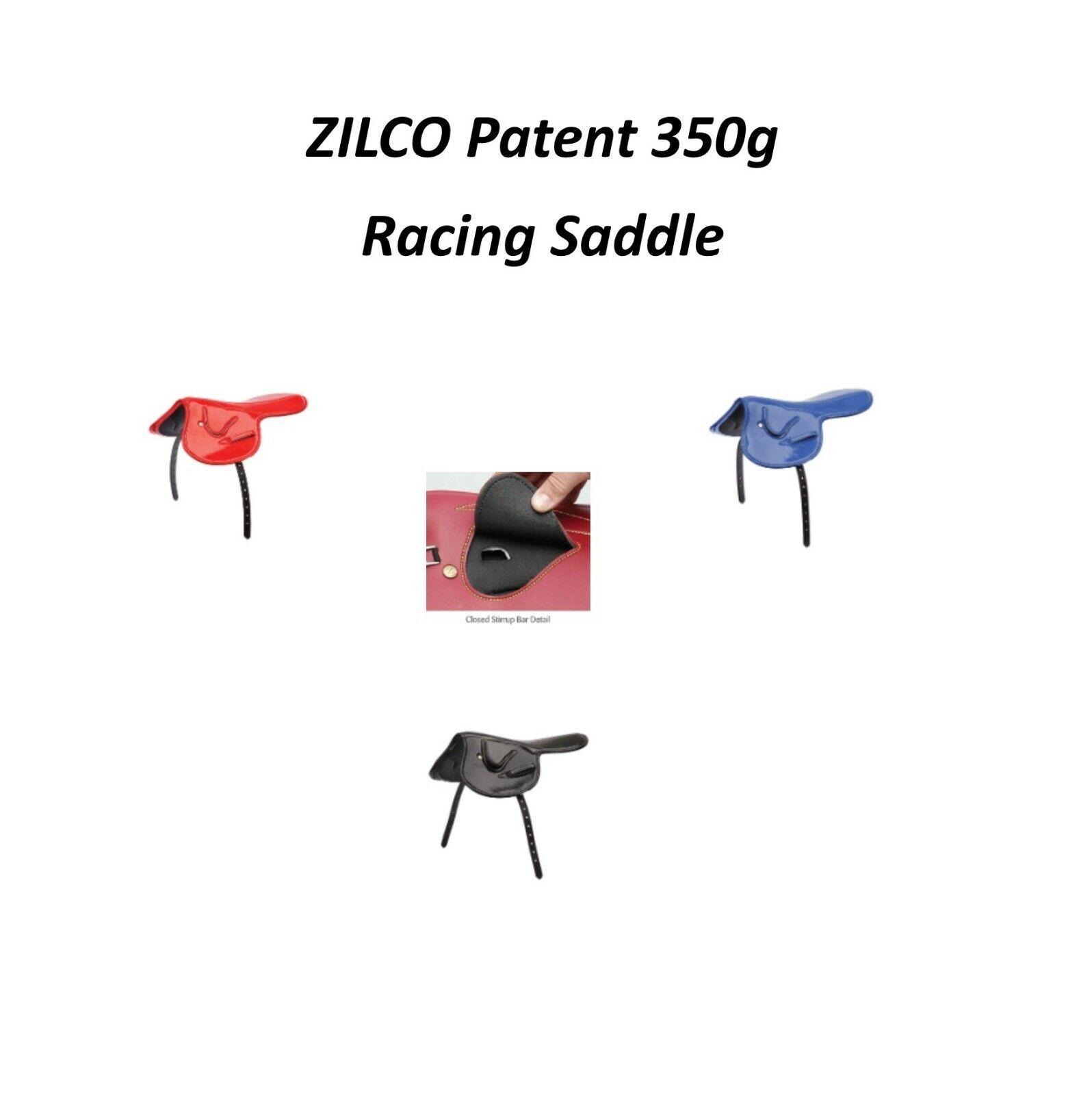 Zilco brevetto sella da corsa 350g