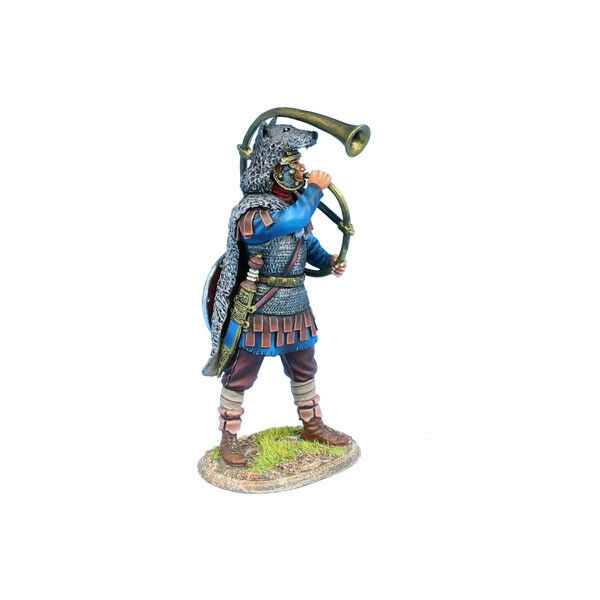 ROM195 Imperial Roman Legio XXX Cornicen by First Legion