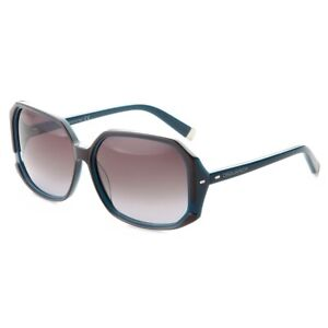 Dsquared2-Sonnenbrille-DQ0052-50B-Damen-Sunglasses-Lady-039-s-Braun-Blau-NEU-amp-OVP