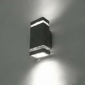 Up Down 14w Led Outdoor Wall Sconces Lamp Waterproof Light Fixture