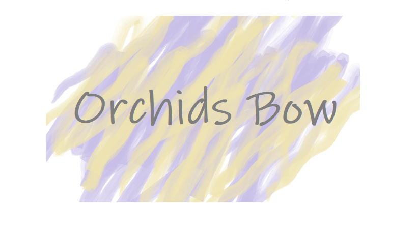 orchidsbow