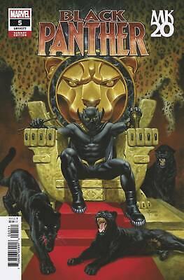 BLACK PANTHER #5 JUSKO MKXX VAR MARVEL COMICS EB14