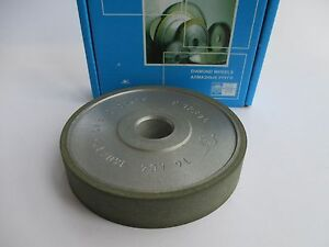 Hole 32mm 175 x 1mm Type 1A1R Cut-Off Diamond Wheel Grinding 125/100µm 150Grit