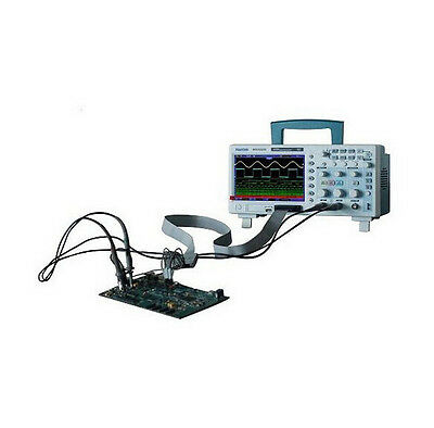 Hantek MSO5202D 200MHz 2 CH 1GSa/s Oscilloscope 16CH Logic Analyzer 2 in 1, New