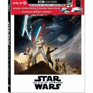 Star-Wars-Rise-of-the-Skywalker-Target-Exclusive-Blu-ray-4K-UHD-BRAND-NEW
