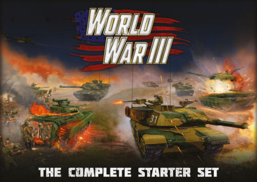 """/""""WWIII/"""" The Complete Starter Set"""