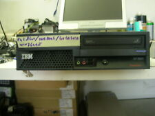 IBM Thinkcentre 8183-CTO / 1gb ddr / 40gb sata / Win Xp Pro SP3 32bit