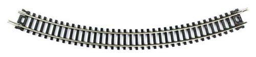 Graham Farish 379454 4 x 2nd Radius 236.5mm 45' Double Curve N Gauge Code 80