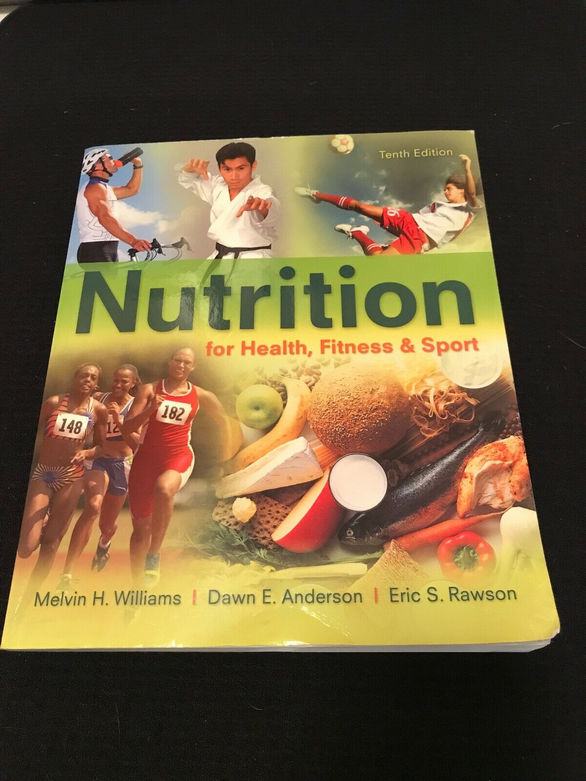 Nutrition for Health, Fitness and Sport isbn 978-0-07802132-9 1