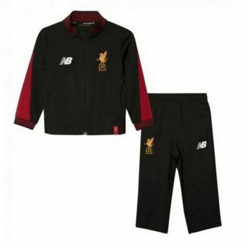 Liverpool Infants Training Presentation Suit 2017//18 Black