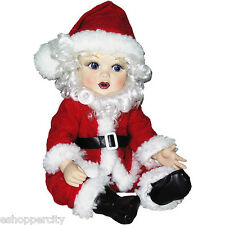I Love Lucy  Premier Vinyl  Baby Doll X'mas  Santa Christmas Outfit Little Ricky