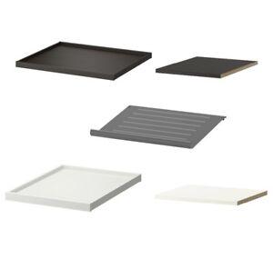 Details zu IKEA KOMPLEMENT Ausziehboden mit Trennsteg, Boden Schuhregal  Einrichtung für PAX