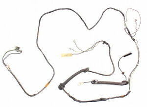 s l300 hatch wiring harness 81 84 vw rabbit mk1 genuine ebay 1982 vw rabbit wiring harness at metegol.co