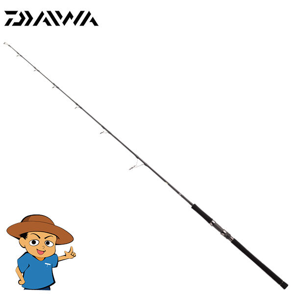 Daiwa CATALINA J60HS E Heavy 6' jigging fishing spinning rod pole