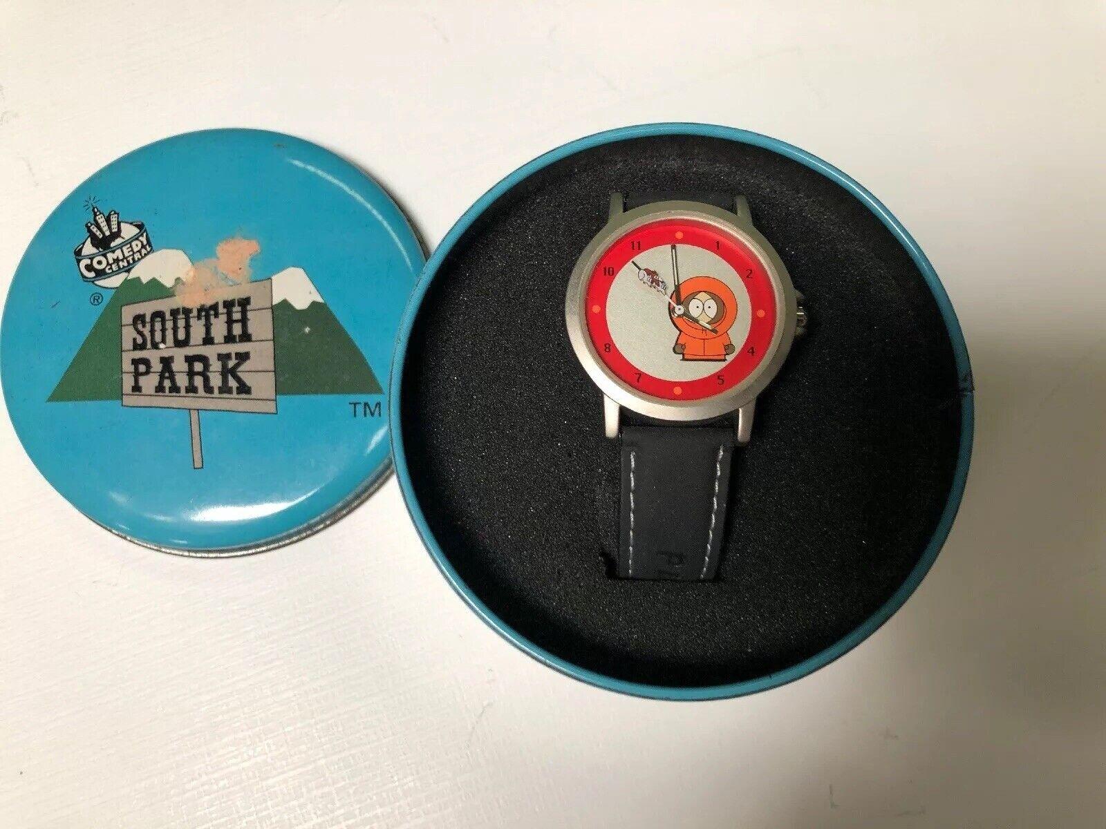 1998 Reloj Coleccionable Kenny South Park