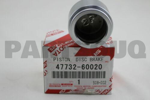 NO.2 DISC BRAKE FOR FRONT DISC BRAKE 4773260020 Genuine Toyota PISTON