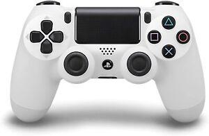 Sony Dualshock 4 Wireless Controller per PlayStation 4 - Glacier White