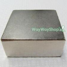 """N50 Neodymium Magnet 50x50x25mm 2x2x1"""" Rare Earth Magnets Imanes Fuertes JW274"""