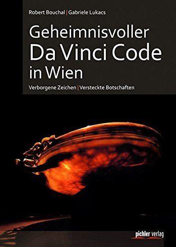 TB Geheimnisvoller Da Vinci Code in Wien Verborgene Zeichen /& Versteckte B..