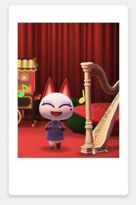 Animal Crossing New Leaf Olivia