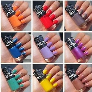 Maybelline-New-York-Color-Show-Nail-Varnish-7ml-NEW-SHADES-2017-FREE-POST