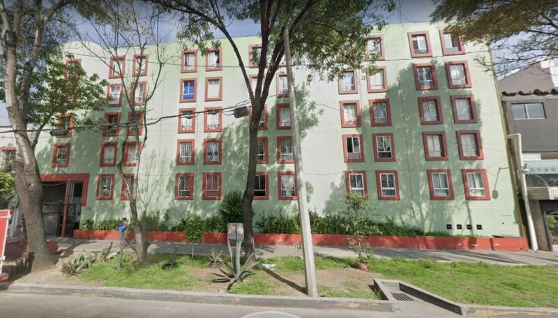 VENTA DE BONITO DEPARTAMENTO EN REMATE EN COL BUENAVISTA ALCALDIA CUAUHTEMOC DF