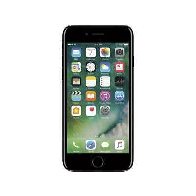 "Apple iPhone 7 128GB 4G LTE Unlocked Cell Phone 4.7"" 2GB RAM Jet Black"