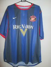 Sunderland 2001-2002 Away Football Shirt Size large /20057