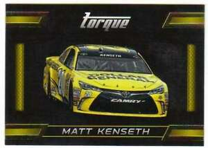 2016-Panini-Torque-NASCAR-Racing-Gold-Parallel-81-Matt-Kenseth