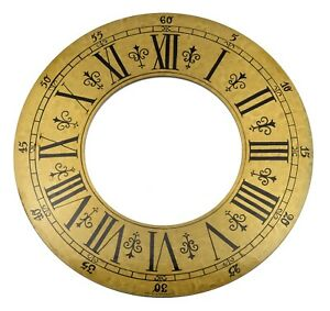 ZIFFERBLATTRING-D-182-Zifferblatt-Reif-f-Wanduhr-Regulator-Uhr-clock-dial