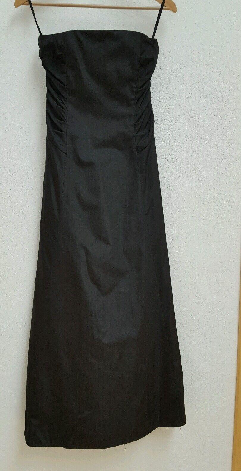 ZERO DaMänner Abendkleid Kleid elegant schwarz Gr.34 wNEU