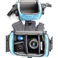 Caden Caseman Camera Case Bag for Canon EOS 1100D 600D 500D 450D 60D 5D2 7D