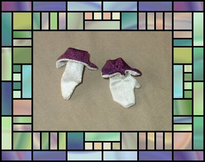 "Doll Gloves 2 Pair SHORT fit CANDI 11-12/"" Fashion Dolls Barbie Fashion Royalty"
