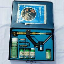 Cryotherm Spray Welding Torch Kit Hard Facing Shaft Repair Metal Lathe Airco