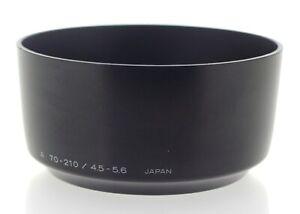 Minolta-Genuine-Lens-Hood-AF-70-210mm-f-4-5-5-6-NOT-the-039-Beercan-039-Lens