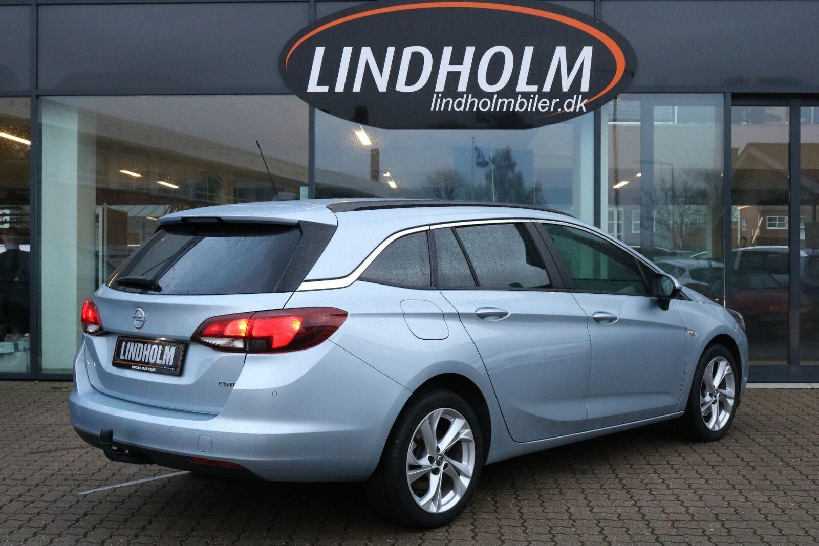 Opel Astra CDTi 136 Enjoy ST