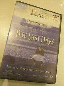 Dvd-THE-LAST-DAYS-LOS-ULTIMOS-DIAS-DE-SPIELBERG-1-oscar-mejor-documental