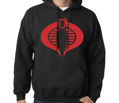 GI Joe Adventure Team Retro Men/'s Sweatshirt Hooded Shirt Hoodie Gift Black G.I