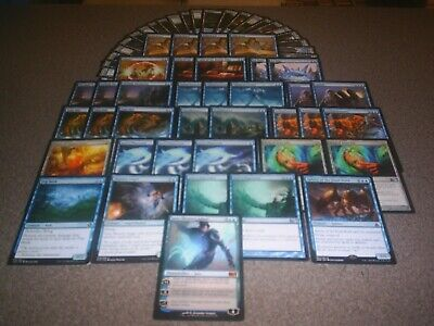 MEMORY ADEPT MILL DECK LOT Mythic Planeswalker M13 Fog Bank AVR MTG Magic JACE