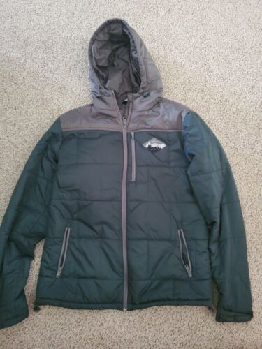 Coalatree Camper Hooded Jacket - Size Large