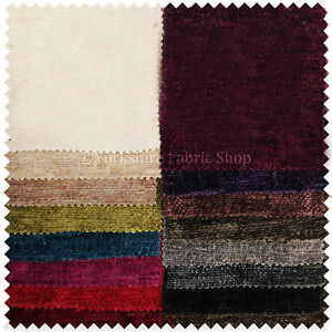 Soft Italian Bella Textured Chenille New Upholstery /& Curtains Interior Fabric