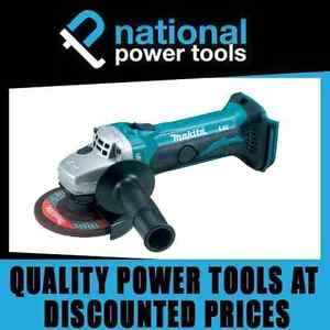 BRAND-NEW-MAKITA-CORDLESS-ANGLE-GRINDER-XAG01-18-VOLT-LITHIUM-ION-REPLACE-BGA452