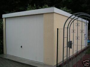 Fertiggarage 3,50x 5,95 x2,35m Garagen fertiggaragen 1a   eBay